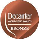 Decanter World Bronze