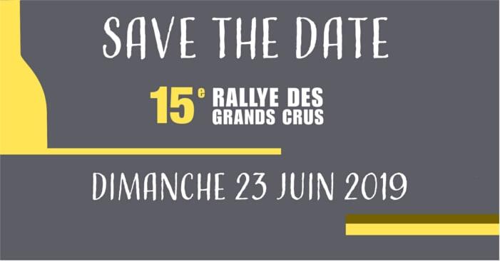 Rallye des Grands Crus