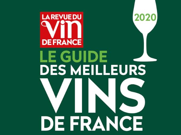 RVF - Guide des Meilleurs Vins de France 2020